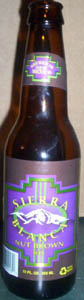 Sierra Blanca Nut Brown Beer