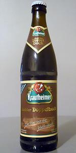 Krautheimer Dunkler Doppelbock