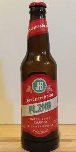 Josephs Brau PLZNR Czech-Style Lager