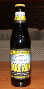 Dark Rain Black Pale Ale