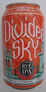 Divided Sky Rye IPA