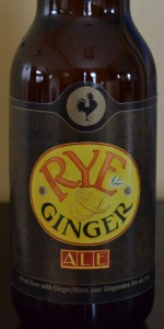 Big Rock Rye And Ginger Ale