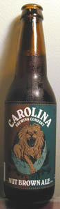 Carolina Nut Brown Ale