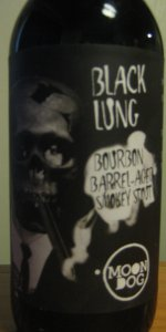 Black Lung Bourbon Barrel-Aged Smokey Stout