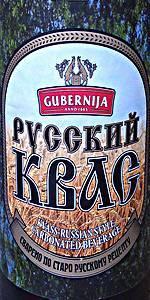 Gubernija Russian Kvas