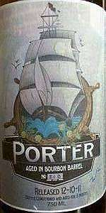 Porter Aged In Bourbon Barrel