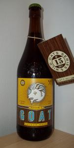 Wild Oats Series No. 15 - Hogan's Goat