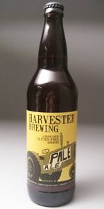 Harvester Pale Ale