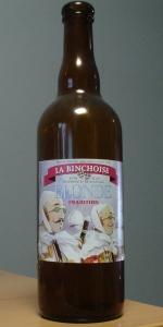 La Binchoise Blonde Tradition