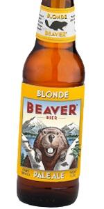Beaver Beer Blonde