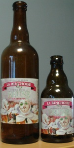 La Binchoise Brune Tradition