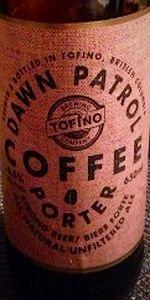 Dawn Patrol Coffee Porter