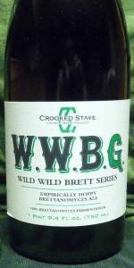 """Crooked Stave Wild Wild Brett """"Green"""""""