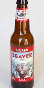 Beaver Beer Big Red
