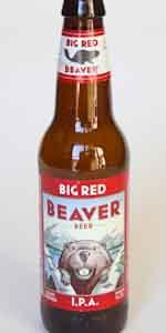 Beaver Beer Big Red Beaver Beer Company Beeradvocate