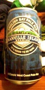 English Bay Pale Ale