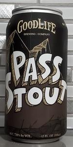 Pass Stout