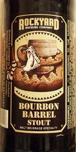 Bourbon Barrel Stout