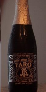 Lindemans Faro Lambic