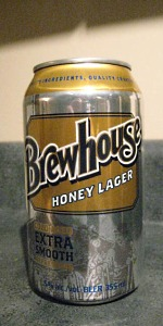 Brewhouse Honey Lager