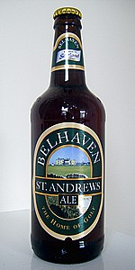 St. Andrews Winter Ale