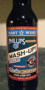 Phillips / Garrison Mash-Up! Baltic Porter