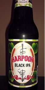 Harpoon Black IPA