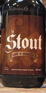 La Stout - Vanille Et Café