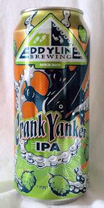 Crank Yanker IPA