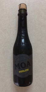 Moa Imperial Stout (Aged In Pinot Noir Barrels)