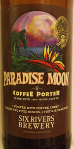 Paradise Moon Coffee Porter