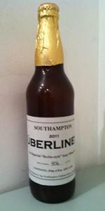 Southampton Uberliner (Imperial Berliner Weisse)