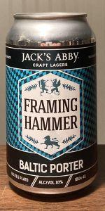 Framinghammer Baltic Porter