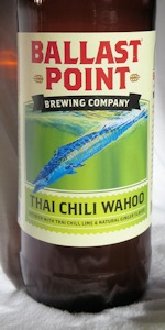 Thai Chili Wahoo