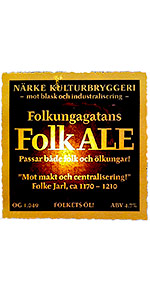 Folkungagatan FolkALE