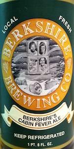 Cabin Fever Ale