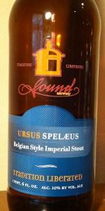 Ursus Spelæus