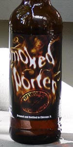 Smoked Porter (20%)