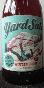 Yard Sale Winter Lager