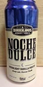 Noche Dulce Vanilla Porter