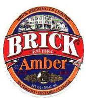 Brick Amber Dry