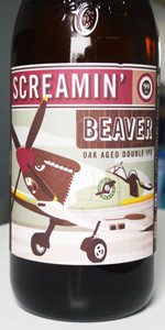 Bourbon Barrel Aged Screamin' Beaver