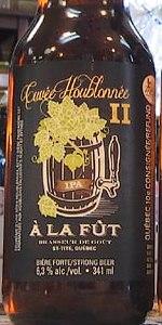 Cuvée Houblonnée II - Falconer's Flight Et Zythos