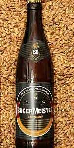 Bogermeister Schwarzbier