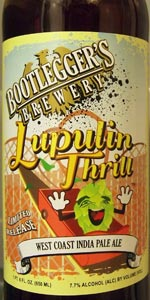 Lupulin Thrill IPA