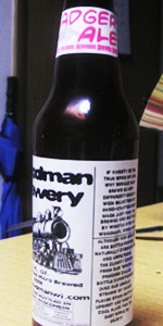 Badger Ale