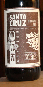 Santa Cruz Brown Ale