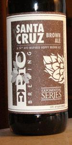 Santa Cruz Brown Ale