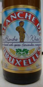 Blanche De Bruxelles / Manneken Pis Belgian White