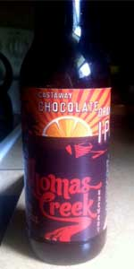 Thomas Creek Chocolate Orange IPA